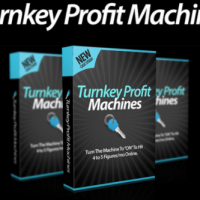"Turnkey Profit Machines by Spencer Review - Revealed: ""How You Can Build A PROVEN $10,000+ Per Month Profit MACHINE. Even if you Have NO LIST, No Product and No Experience or Tech Skills."""