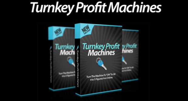 Turnkey Profit Machines by Spencer