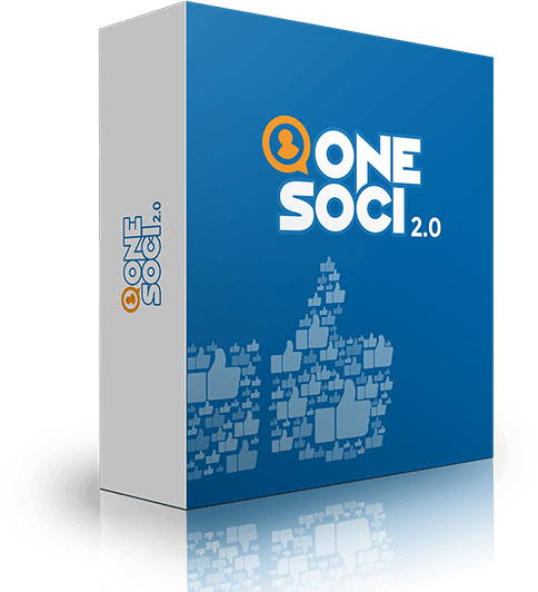 OneSoci 2.0 by Lee Pennington