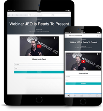Webinar Jeo by Walt Bayliss