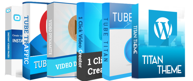 Video Titan 3 Software by Memeplex Limited