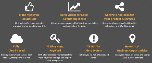 YT Gorilla – Diamond Youtube Tool by Chris Fox Review – The Ultimate