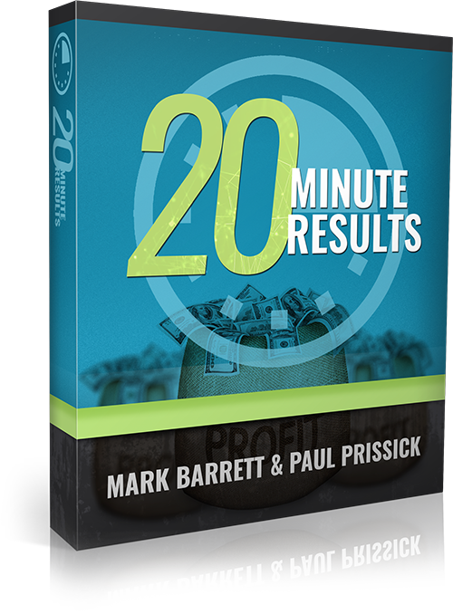 20 Minute Results by Mark Barrett