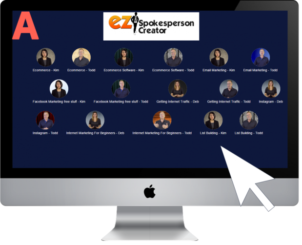 EZ Spokesperson Creator – Developers by Matt Bush