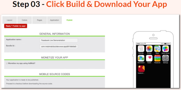 Mobimatic Monthly License App Builder by Dr. Ope Banwo