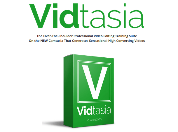 Vidtasia Training and Video Creator by Cham Altatis
