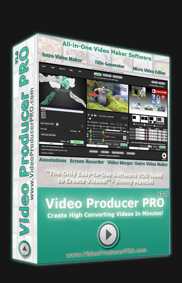 Video Producer Pro by Jimmy Mancini