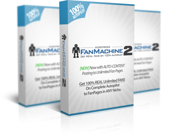 WP FanMachine 2.0 - Unlimited Sites License by Ankur Shukla Review-Get 100% Real Unlimited Fans On Complete Autopilot in Any Nice and Auto Content Posting to Unlimited FansPages.