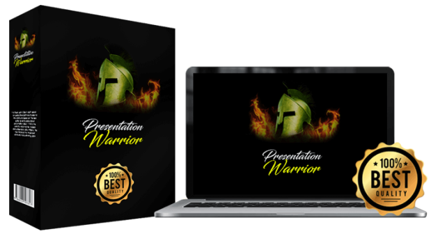 Presentation Warrior by Maftuch Junaidy Mhirda Review-Make Your Own Professionally Design Slide Show, Based On Forbes Guide To Build Presentation Slides. This Same Formula That Has Helped Startup Founder Raise Millions.