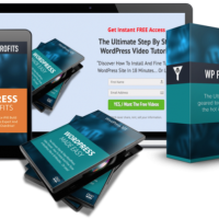 WP Funnel Profits by Chad Eljisr Review-Amazing Get Private Label Rights To 30 Brand New WordPress How To Videos And Start Building Your Profit Funnel And Make Massive Affiliate Sales.