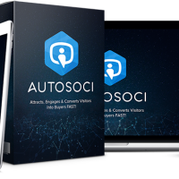 AutoSoci PRO - Automated Free Traffic by Brett Ingram and Mo Latif Review-The Number 1 Most Powerful, Free Targeted Traffic Generating Software That Builds Profitable Campaigns On Complete Autopilot!
