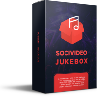 SociVideo Jukebox Pro by Ben Murray Review-Dominate Social Media And Video Marketing With Your Own Nonstop, Automatic 'Smart' Posting Machine That Schedules Itself!