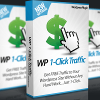 WP 1-Click Traffic Plugin for Unlimited Sites by Ankur Shukla Review-Get 100% Free - Fully Automated Traffic To Any Wordpress Site You Want. This New 1 Click Software Brings 100% Real Visitors On Autopilot.