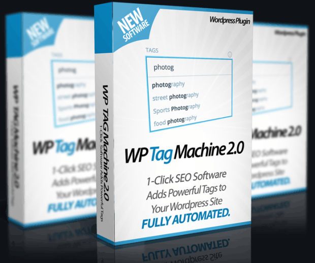 WP Tag Machine 2.0 by Ankur Shukla Review – The Best One-Click SEO Plugin that Will Help You to Obtain Hundreds of Google Rankings for Your Sites and Online Businesses Automatically and Quickly without Having to Do Any Tedious Work Yourself