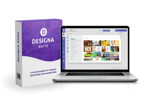 Designa Suite Charter License by Dr. Ope Banwo Review-The World's 1st And Only All In One Graphics Software Built For Marketers, By Marketers Say goodbye to Complicated Tools And Over Priced Designers!