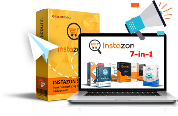 Instazon Suite Elite One-Time by Cyril Gupta Review – The World's Most Complete Point-and-Click Internet Marketing Tool that Help You Tremendously in Your Amazon Affiliate Business and Increase the Profits You can Get From it.