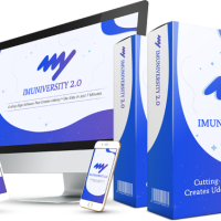 myIMUniversity 2.0 Commercial by Dr. Amit Pareek Review – Provides You Everything You Need- High Quality Courses, Sales Material, DFY Members Area, Hosting And Automation Tools To Build Your Own Profitable Info-Selling Business.